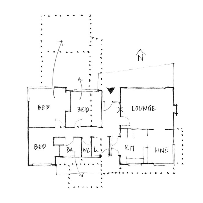 State house plans nz house and home design for State house floor plans nz