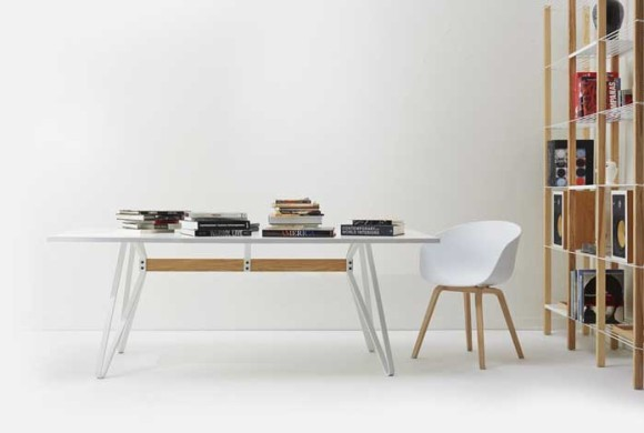 Monarch table by Goldsworthy