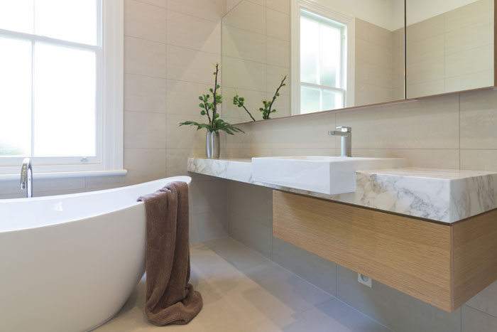 The Bathroom With Interior Designer Yvette Jay The Design Guide