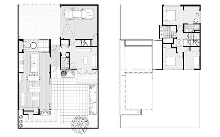 Terrific 120m2 House Plans Contemporary - Best interior design ...