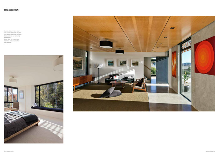 Concrete house by Jeremy Smith