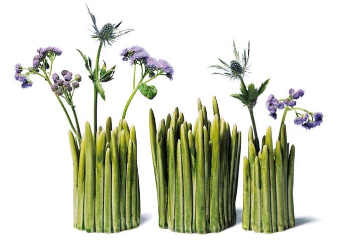 The Grass Vase