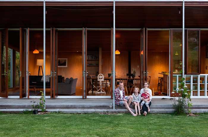 Ostend Road Home by Bull O'Sullivan Architecture