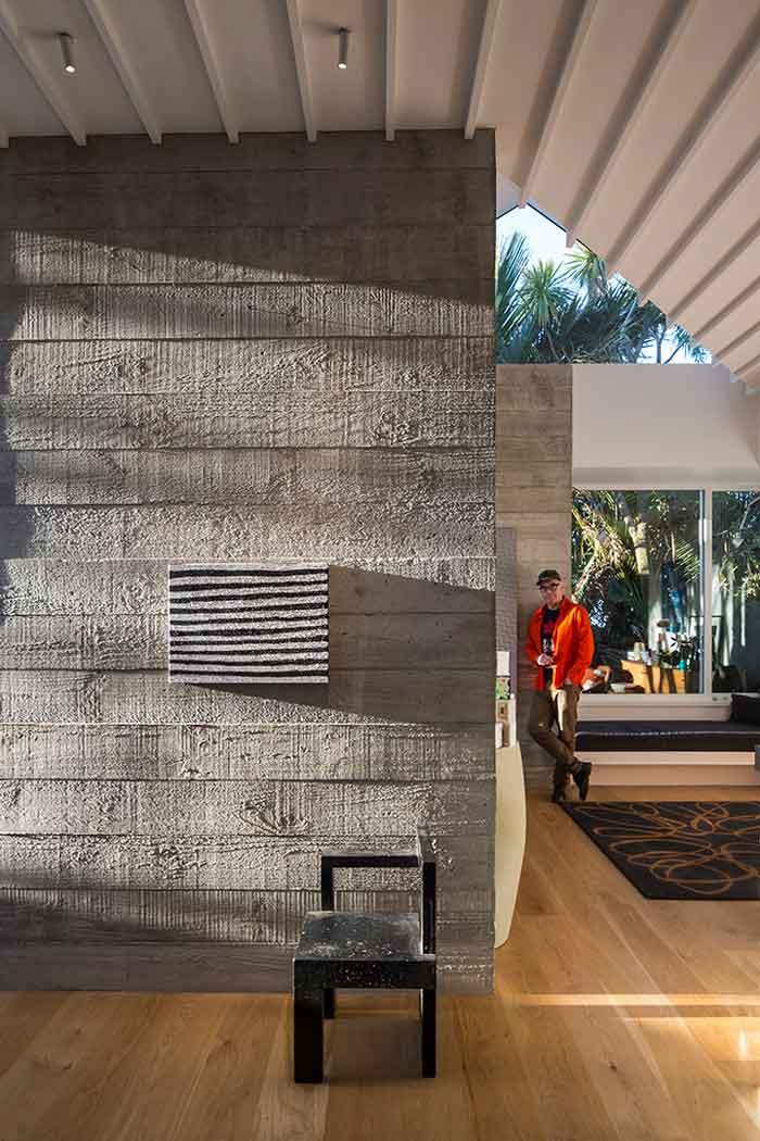 Sod the Villa by Malcolm Walker Architects