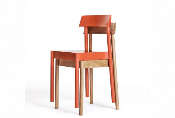 Woodstock Chair by NOMI