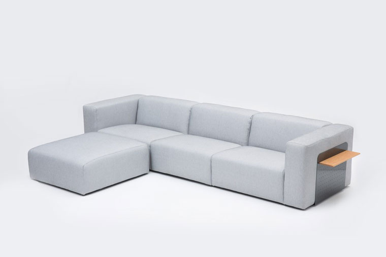Series Sofa by Tim Webber Design