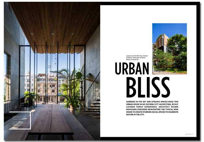 House in Ho Chi Minh City by Nishizawa Architects. Photos: Hiroyuki Oki