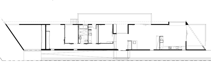 KerrRitchie Dunedin house floor plan