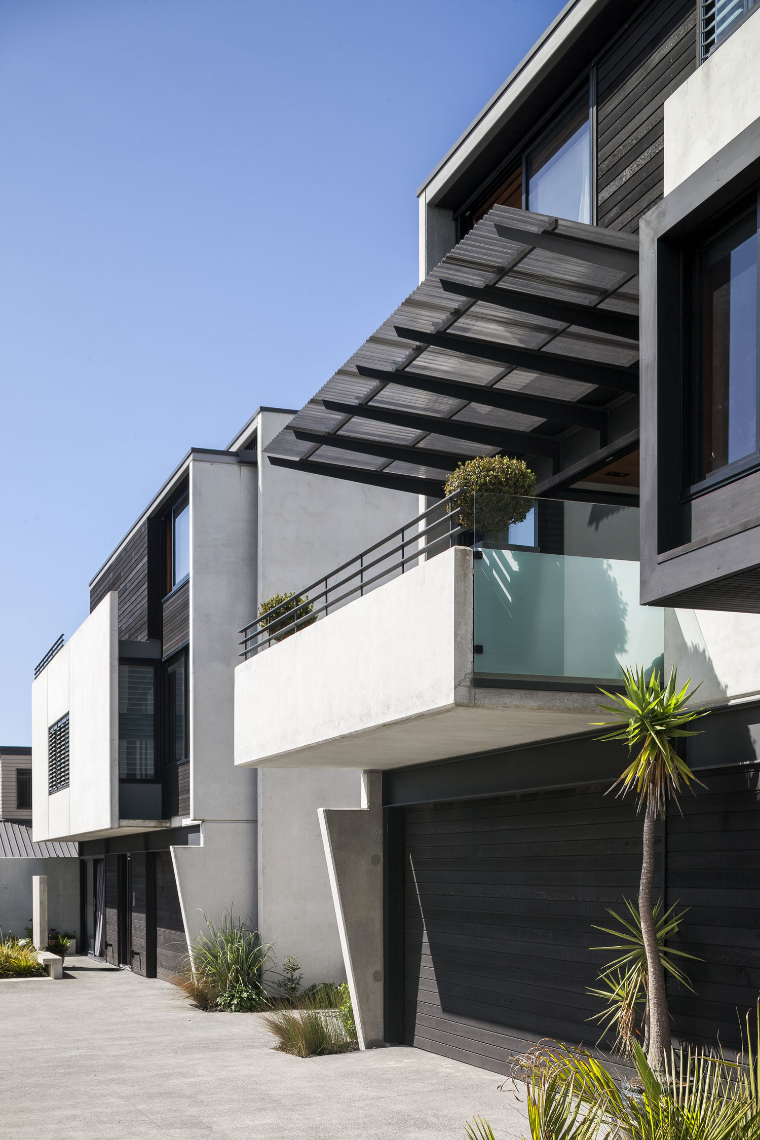 Gerrard Hall townhouse design shows durability and flexibility