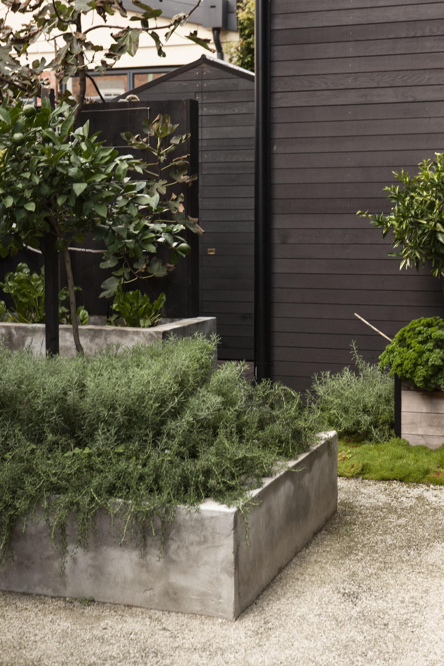 Richard Naish suburban house an alternative to pebbles